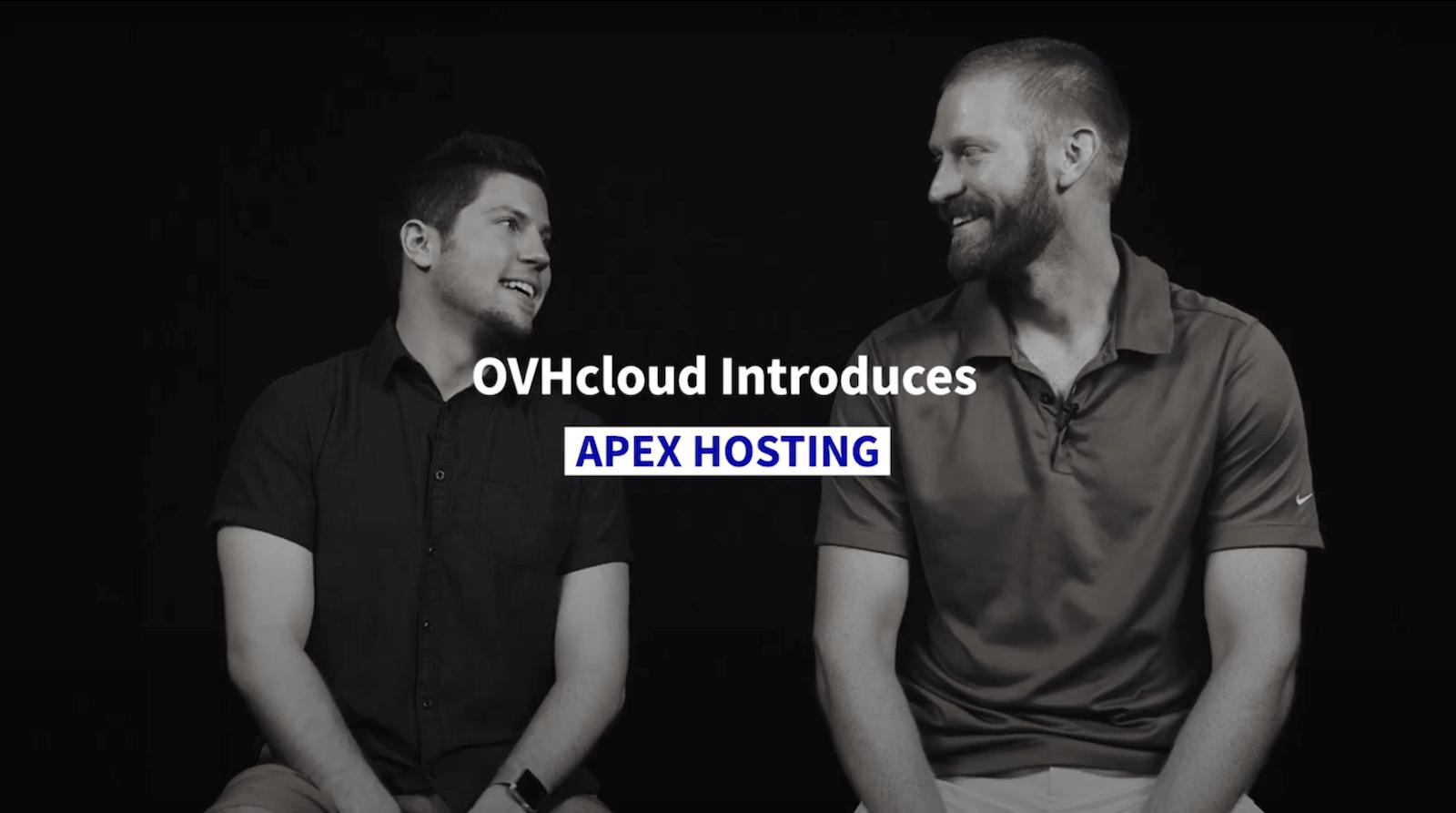 OVHcloud & Apex Hosting