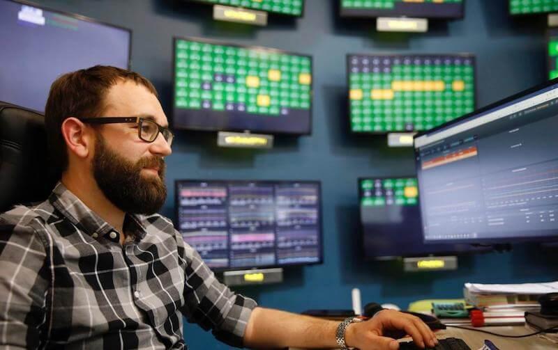 OVHcloud Data Center Security