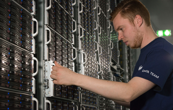 Dedicated Server Production