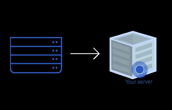 Installation in the Data Center