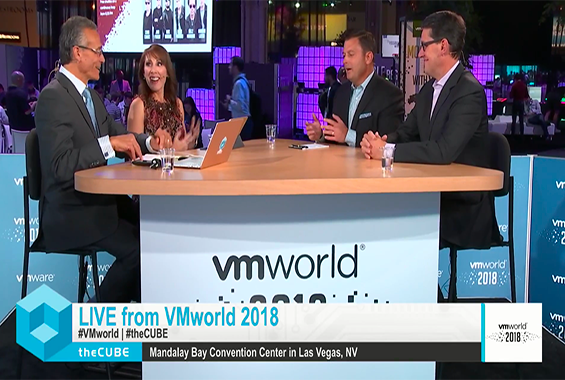 VMworld 2018 | Cube Interview