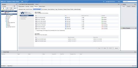 Data Store Management